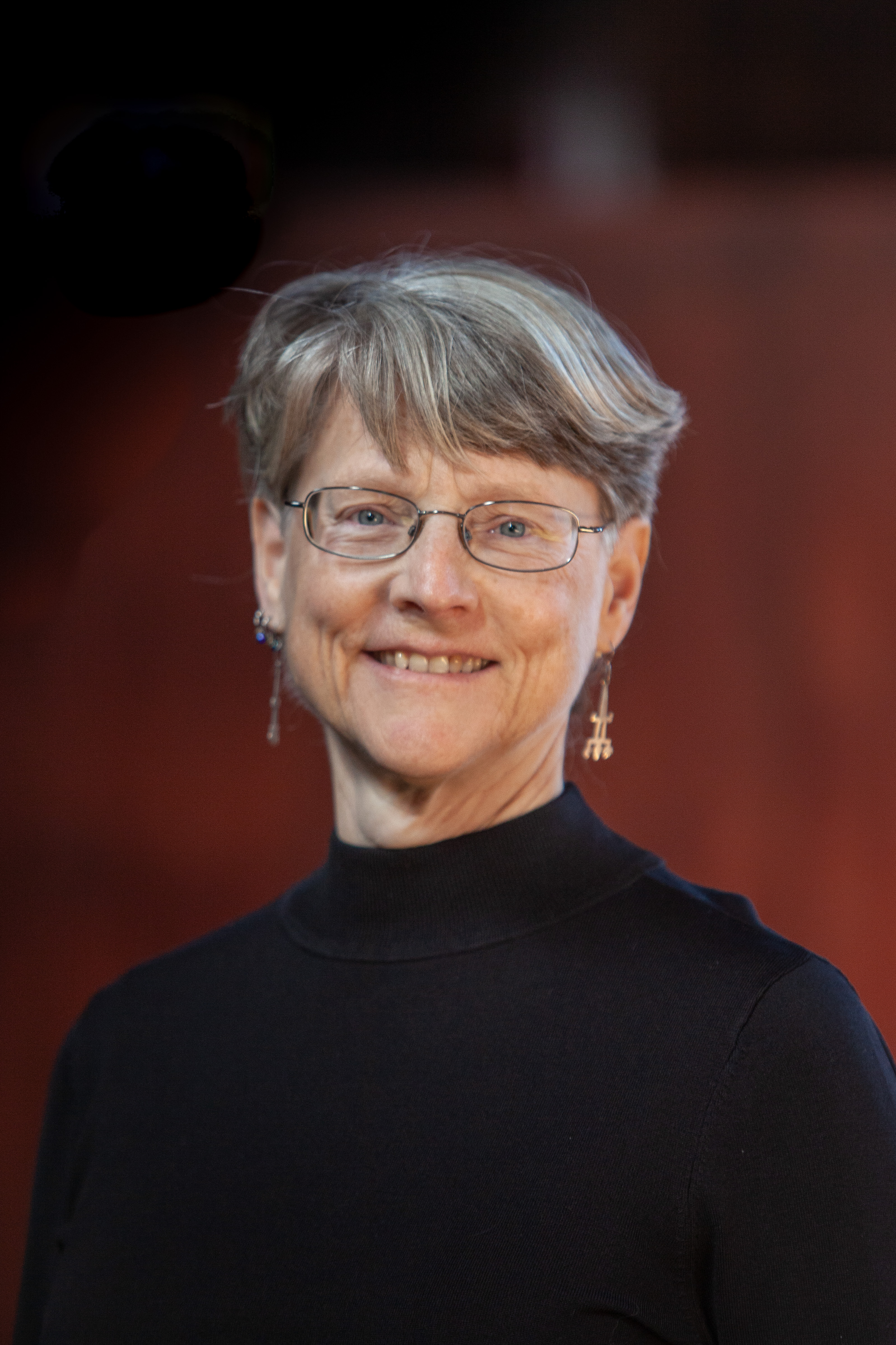 Photo of female faculty member