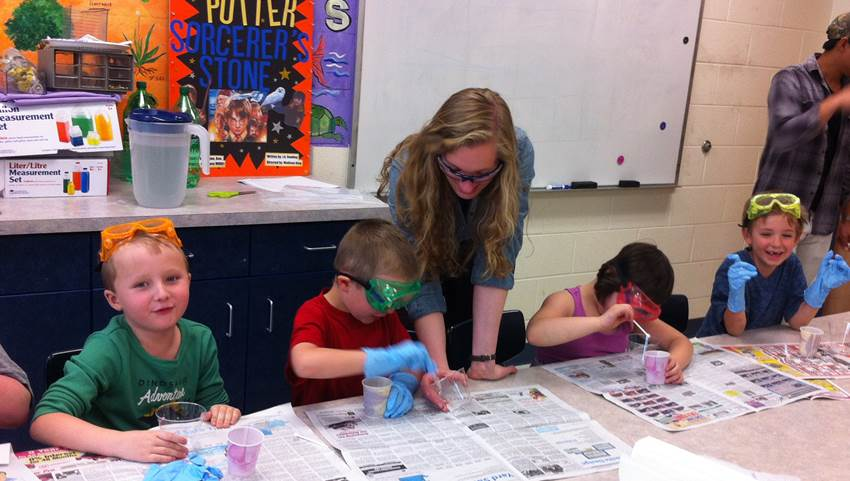 Friday School at Sewanee Elementary Continues