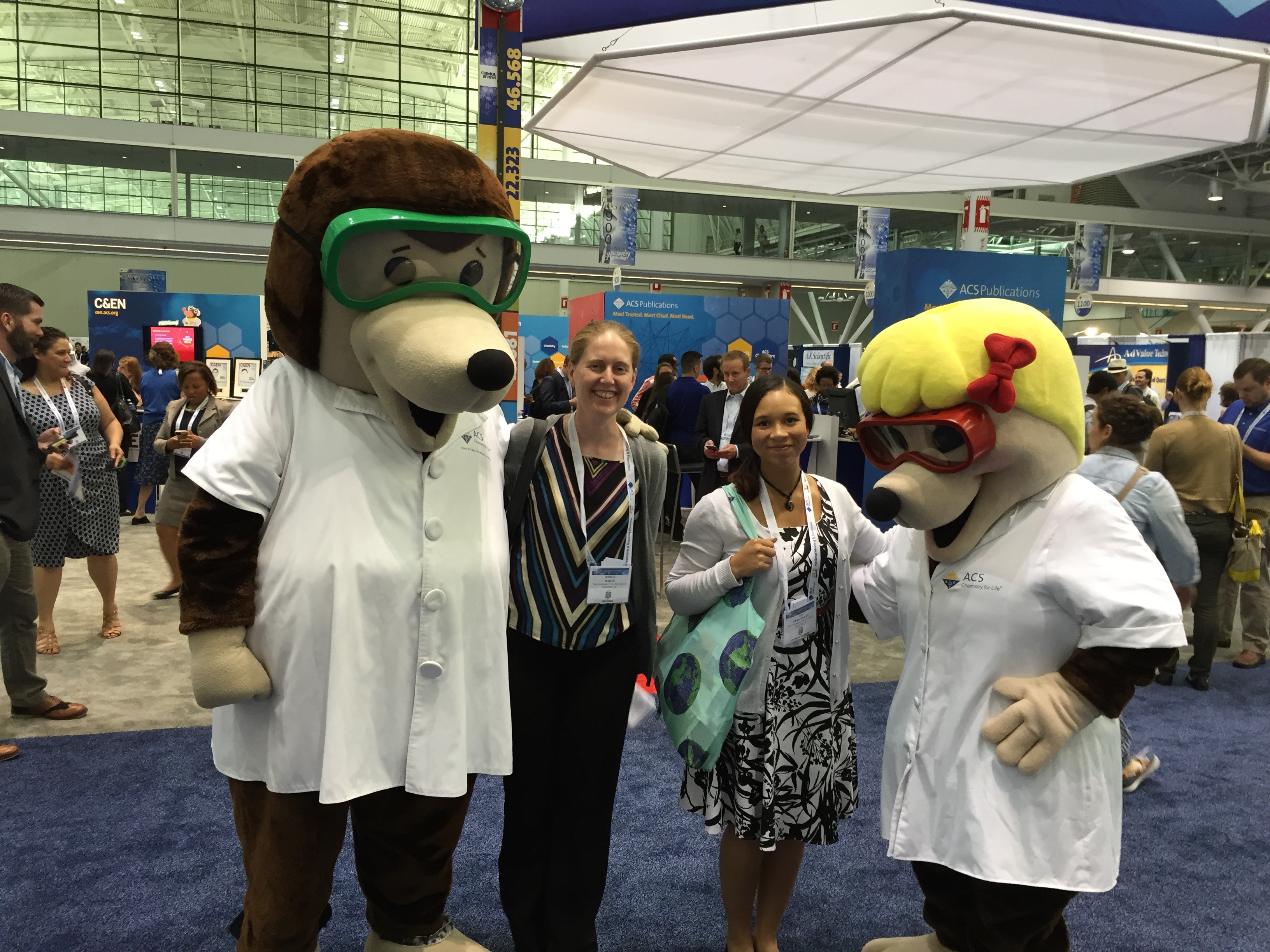 American Chemical Society National Meeting (ACS) 2015