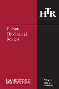 Harvard Theological Review