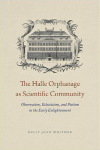 The Halle Orphanage as Scientific Community book cover