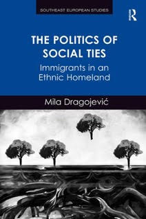 Dragojevic - The Politics of Social Ties (book cover)