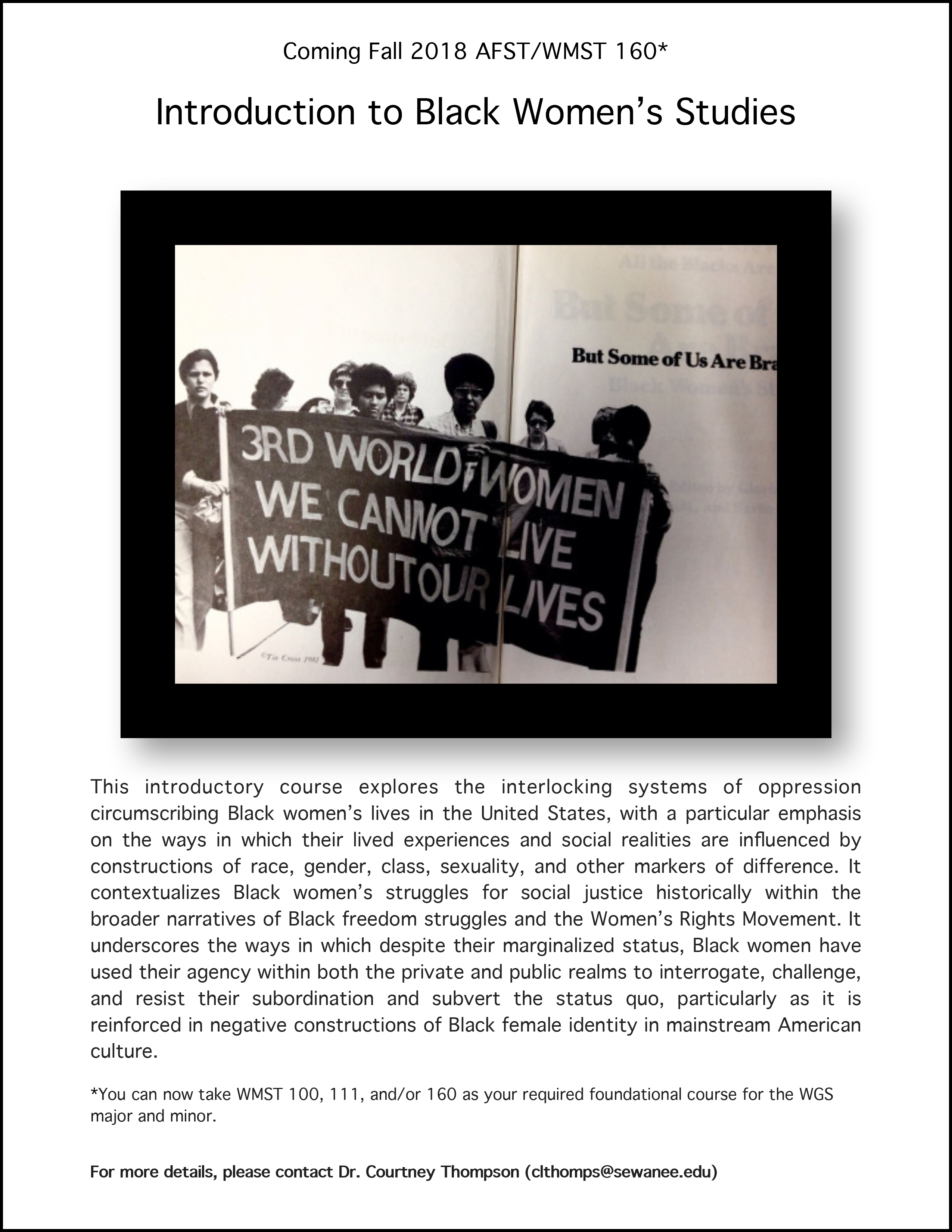introduction to womens and gender studies Mit women's and gender studies courses available online and for free.