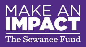 Make an Impact logo for the new Sewanee Fund
