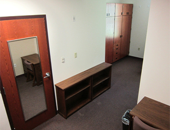 Humphreys hall room interior