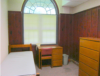 Tuckaway hall room interior