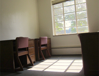 Cleveland hall room interior