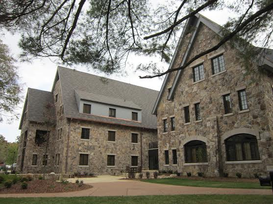 Smith Hall Exterior view