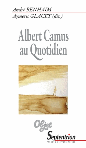 Albert Camus au Quotidien book cover