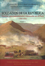 McEvoy book cover Solados De La Republica