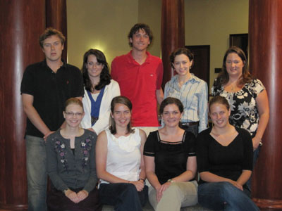 Anthropology Class of 2010