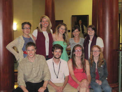 Anthropology Class of 2011