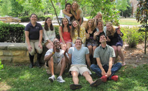 Anthropology Class of 2012