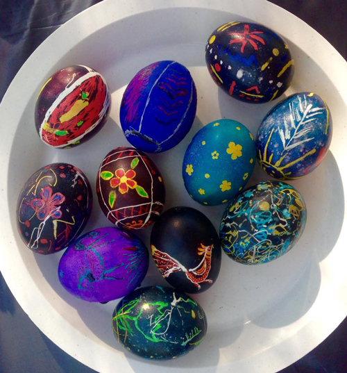Orthodox Easter Eggs