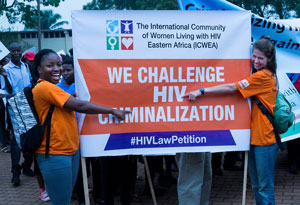 Sewanee students working with NGO for women with HIV