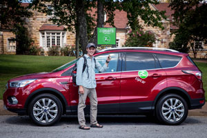 top stories homepage sewanee and zipcar offer car sharing on campus the university of the south. Black Bedroom Furniture Sets. Home Design Ideas